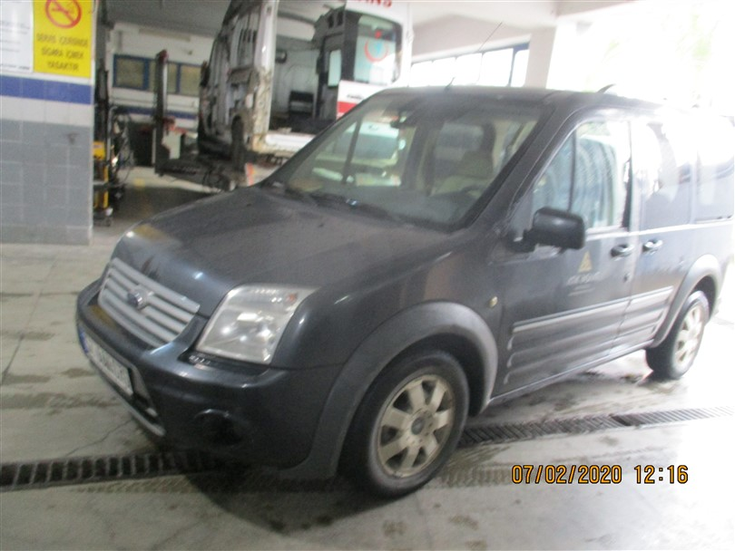2011 FORD/OTOSAN - T. CONNECT K210 S GLX 1.8 TDCİ