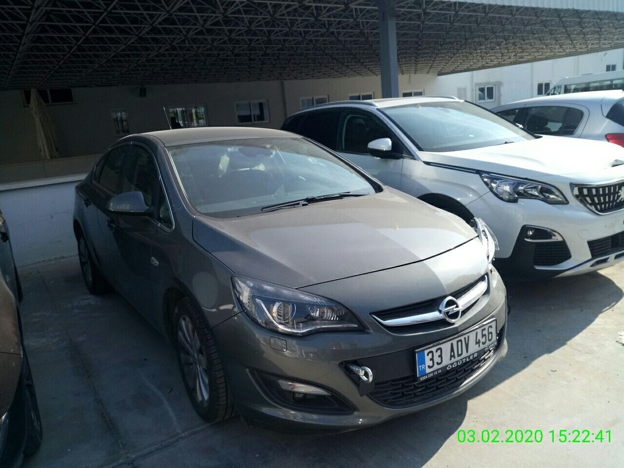 2019 OPEL - ASTRA NB 1.4 140 AT SPORT