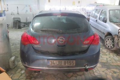 2013 OPEL - ASTRA HB 1.4 T 140