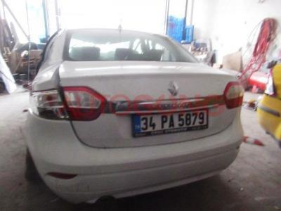 2015 RENAULT - FLUENCE TOUCH1.5 DCI 110 EDC