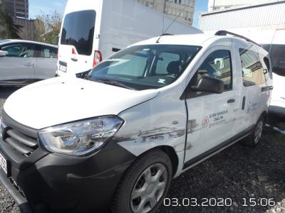 2015 DACIA - DOKKER COMBI AMBIANCE 1.5 DCI 90